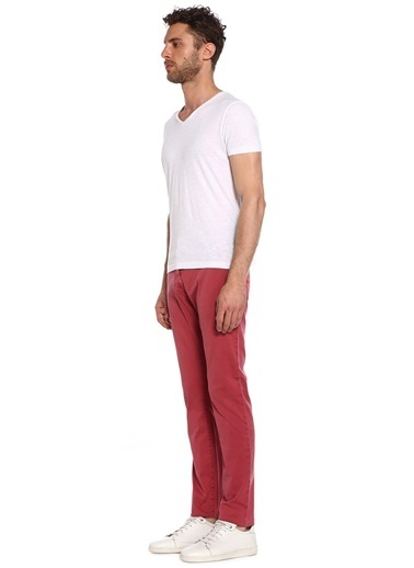 Corneliani Id Pantolon Kırmızı